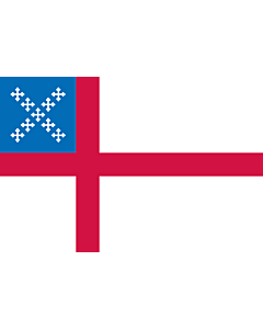 Flag: Episcopal Church in the United States of America