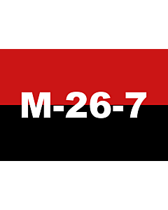 Flag: M 26 7