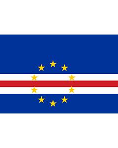 Flag: Cape Verde
