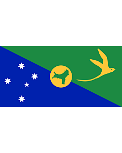Flag: Christmas Island