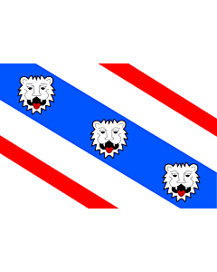 Flag: Albrechtice  Usti nad Orlici | Coat of arms
