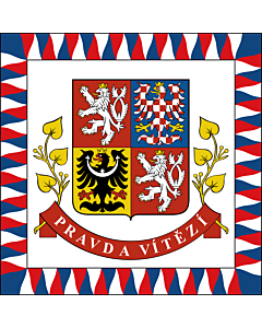 Flag: President of the Czech Republic