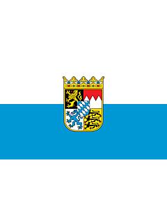 Flag: Bavaria