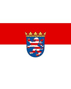 Flag: Hesse