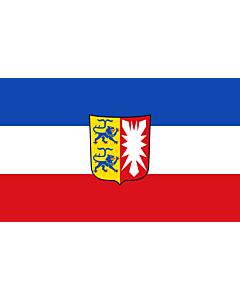 Flag: Schleswig-Holstein