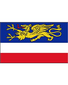 Flag: City Rostock