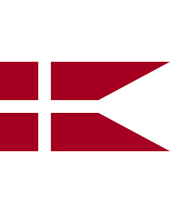 Flag: Naval Ensign of Denmark