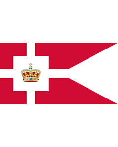 Flag: Standard of the Royal House of Denmark