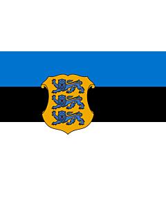 Flag: Estonian Minister of Defence