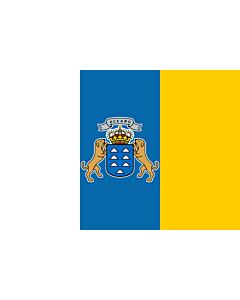 Flag: Canary Islands