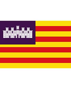 Flag: Balearic Islands