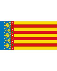 Flag: Valencian Community