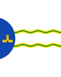 Flag: Abejuela | Abejuela  Teruel