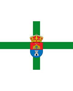 Flag: Abla Almería province - Spain