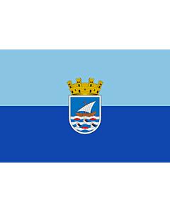 Flag: Almuñécar, Granada, Spain