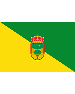 Flag: Beires municipality  Almería province - Spain