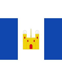 Flag: Codo-Zaragoza-Spain