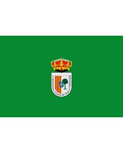 Flag: Fraga | Fraga, en Huesca  España