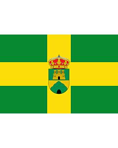 Flag: Oria | Municipio de Oria en la Provincia de Almería  España