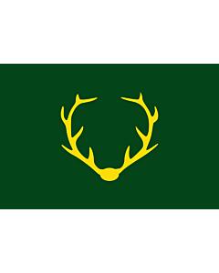 Flag: Banyeres del Penedès | Apaisada | Apaïsada