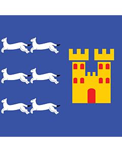 Flag: Oulu