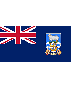 Flag: Falkland Islands (Malvinas)
