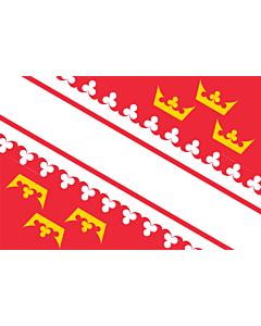 Flag: Alsace