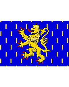 Flag: Franche-Comté