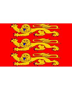 Flag: Upper Normandy