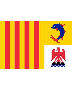 Flag: Alpes-Côte d'Azur