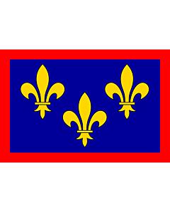 Flag: France anjou