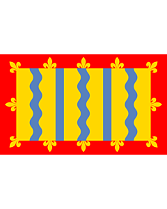 Flag: Cambridgeshire