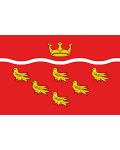 Flag: East Sussex