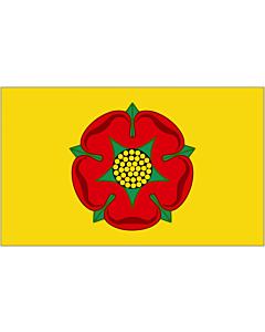 Flag: Lancashire