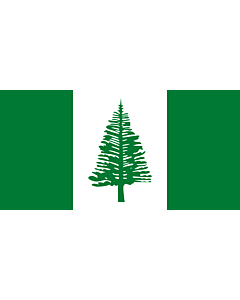 Flag: Norfolk