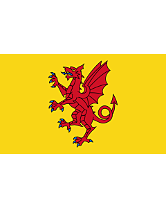 Flag: Somerset