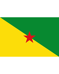 Flag: French Guiana