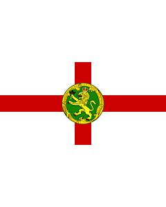 Flag: Alderney