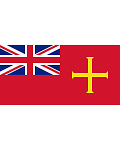 Flag: Civil Ensign of Guernsey