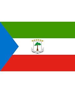 Flag: Equatorial Guinea
