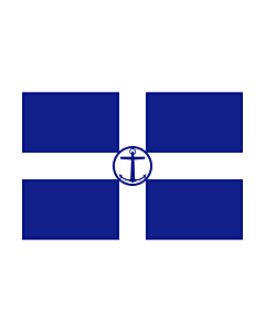 Flag: Greek pilot boat ensign