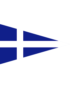 Flag: Greek Royal Navy Senior officer s