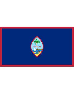 Flag: Guam