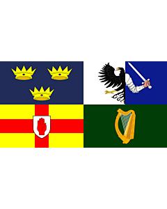 Flag: Four Provinces Ireland
