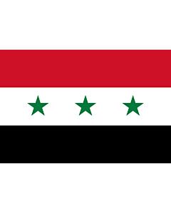 Flag: Iraq 1963-1991