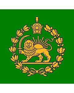 Flag: Naval Jack of Persia 1926 74