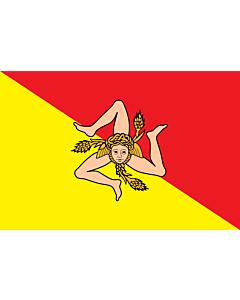 Flag: Sicily