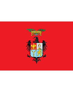 Flag: Province of Palermo