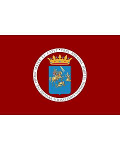 Flag: Province of Reggio Calabria