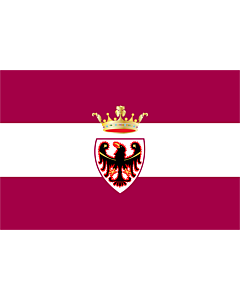 Flag: Province of Trento
